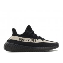 Donna, Uomo Adidas Yeezy Boost 350 V2 Core Nero/Core Bianco BY1604