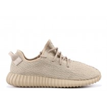 Adidas Yeezy Boost 350 Light Stone/Oxford Tan Donna, Uomo Scarpe AQ2661