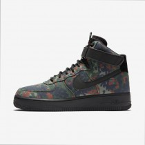 Alligator/Safari/Patina/Nero Uomo Scarpe da corsa Nike Air Force 1 High '07 LV8 BQ1669-300