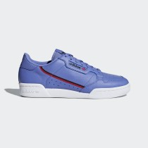 Adidas Donna Originals Continental 80 Scarpe Real Lilac, Scarlet, Core Nero CG7123