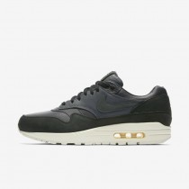 Uomo Scarpe da corsa Nike Air Max 1 Pinnacle Nero/Grigio Scuro/Sail/Antracite 859554-004