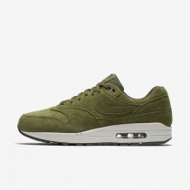 Nike Air Max 1 Premium Uomo Scarpe da corsa Olive Canvas/Sequoia/Light Bone 875844-301