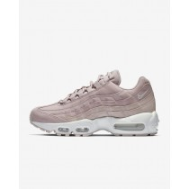 Donna Scarpe Nike Air Max 95 Premium Plum Chalk/Summit Bianco/Crema leggera/Barely Rose 807443-503
