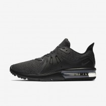 Uomo Scarpe Nike Air Max Sequent 3 Nero, Antracite 921694-010