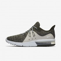 Nike Air Max Sequent 3 Uomo Scarpe da corsa Sequoia, Light Bone, Vertice Bianco 921694-300