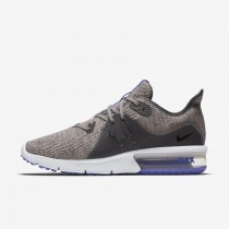 Grigio Scuro/Moon Particle/Nero Donna Scarpe Nike Air Max Sequent 3 908993-013