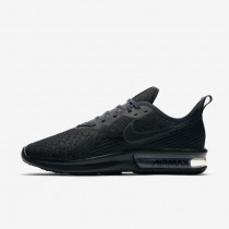 Nero/Antracite Uomo Scarpe Nike Air Max Sequent 4 AO4485-002