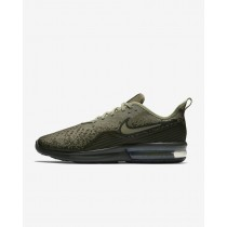 Nike Air Max Sequent 4 Cargo Khaki/Peat Moss/Neutral Olive Uomo Scarpe AO4485-300