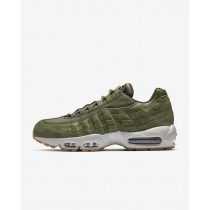 Nike Air Max 95 SE AJ2018-300 Olive Canvas/Sequoia/Light Bone Uomo Scarpe da running