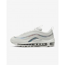 Scarpa iridescente Nike Air Max 97 Donna Summit Bianco/Argento metallico CJ9706-100