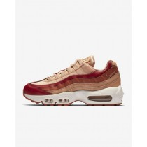 Donna Scarpe Nike Air Max 95 Team Crimson/Oro Rosa/Summit Bianco/Dusty Peach 307960-607