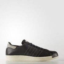 Adidas Originals Superstar 80s Decon Donna Scarpe Core Nero, Bianco Vintage BZ0110