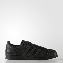 Adidas Originals Superstar Boost Donna Scarpe Core Nero, Oro Metallizzato BB0186