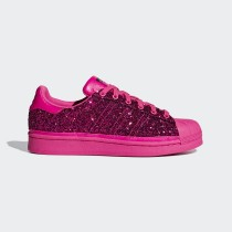 Adidas Donna Originals Superstar Rosa Shock/Collegiate Porpora Scarpe BD8054