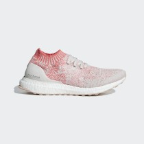 Donna Scarpe Adidas Running Ultraboost Uncaged Raw Bianco/Shock Rosso B75863