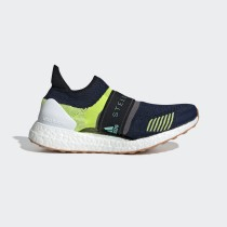 Donna Adidas by Stella McCartney Ultraboost X 3D Scarpe Night Indigo/Verde Vivido/Granito BC0313