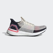 Adidas Running Ultraboost 19 Donna Clear Marrone/Ftwr Bianco/Legend Ink Scarpe F35284