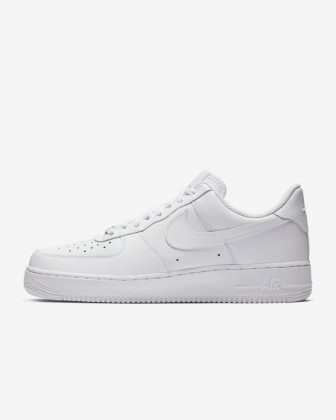 Donna Scarpe Nike Air Force 1 '07 Bianco/Bianco 315115-112