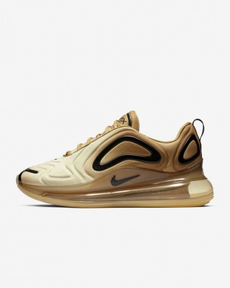 Nike Air Max 720 Marrone/Club Oro/Desert Ore/Nero Donna Scarpe AR9293-700