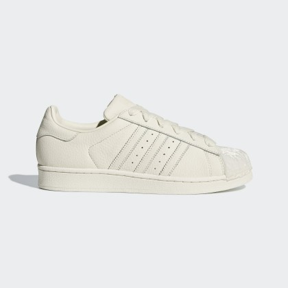 Donna Adidas Originals Superstar Off Bianco Scarpe CG6010