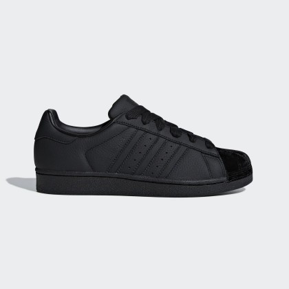 Adidas Originals Superstar Donna Scarpe Core Nero CG6011