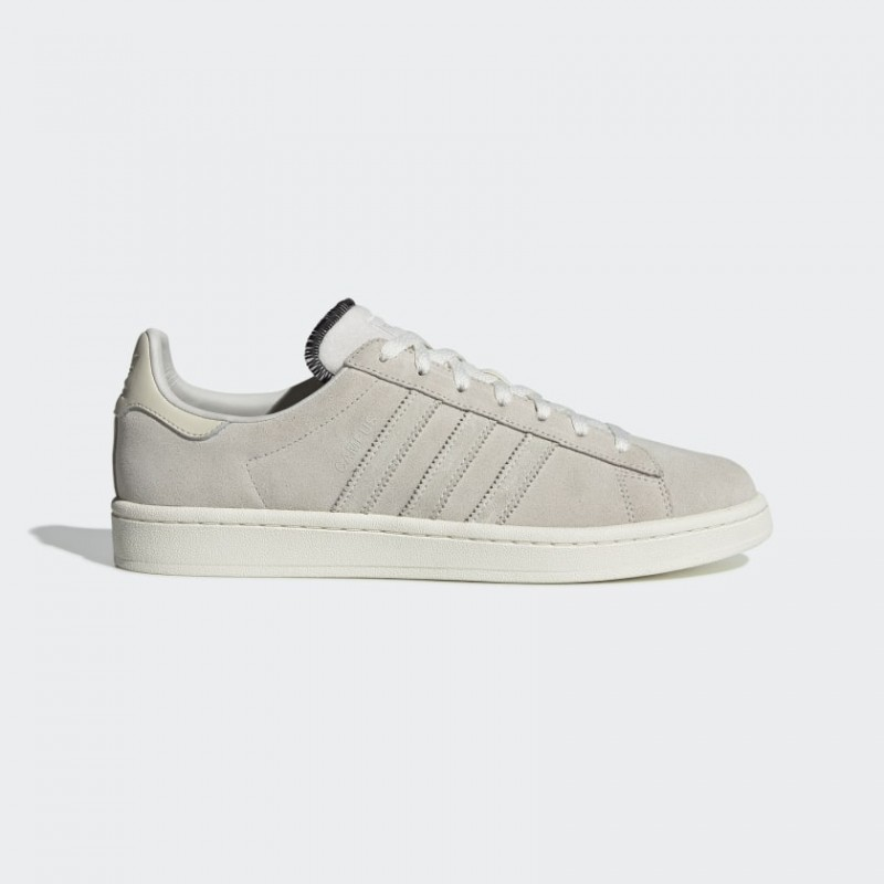 Adidas Originals Campus Scarpe Donna, Uomo Raw Bianco/Off Bianco/Bianco Crudo BD7468