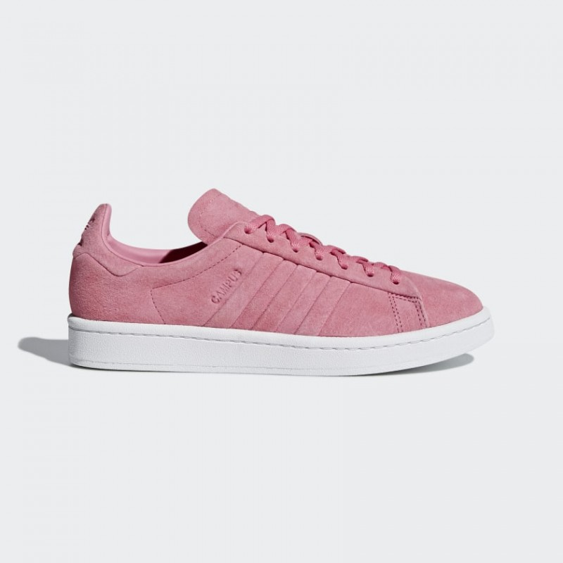 Donna Adidas Originals Campus Stitch Turn Scarpe Rosa Gesso/Oro Metallizzato CQ2740