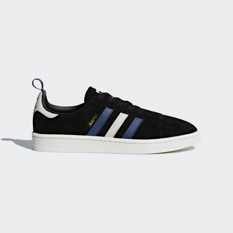 Donna Adidas Originals Campus Scarpe Core Nero/Clear Marrone/Noble Indigo CQ2049