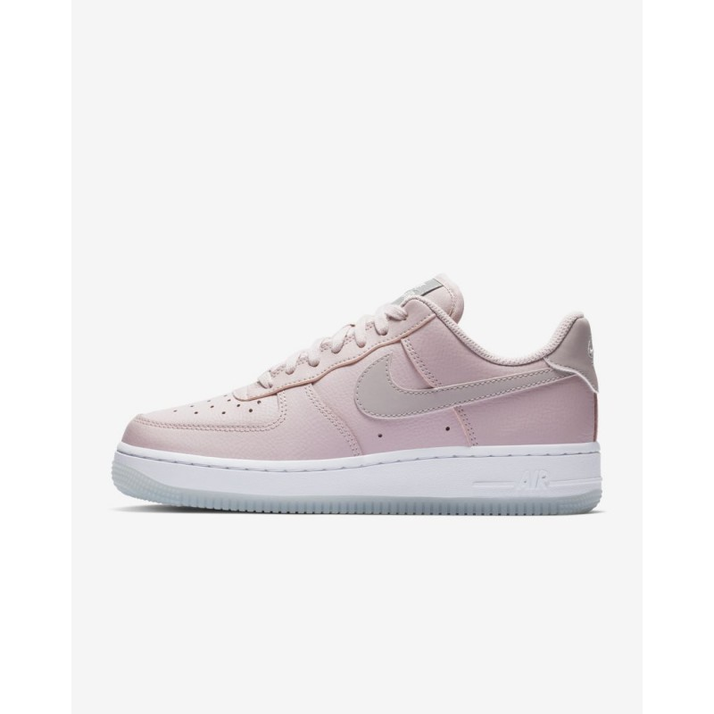 Nike Air Force 1 '07 Essential Donna Scarpe da corsa Gesso di Prugna/Bianco/Lucentezza Metallica AO2132-500