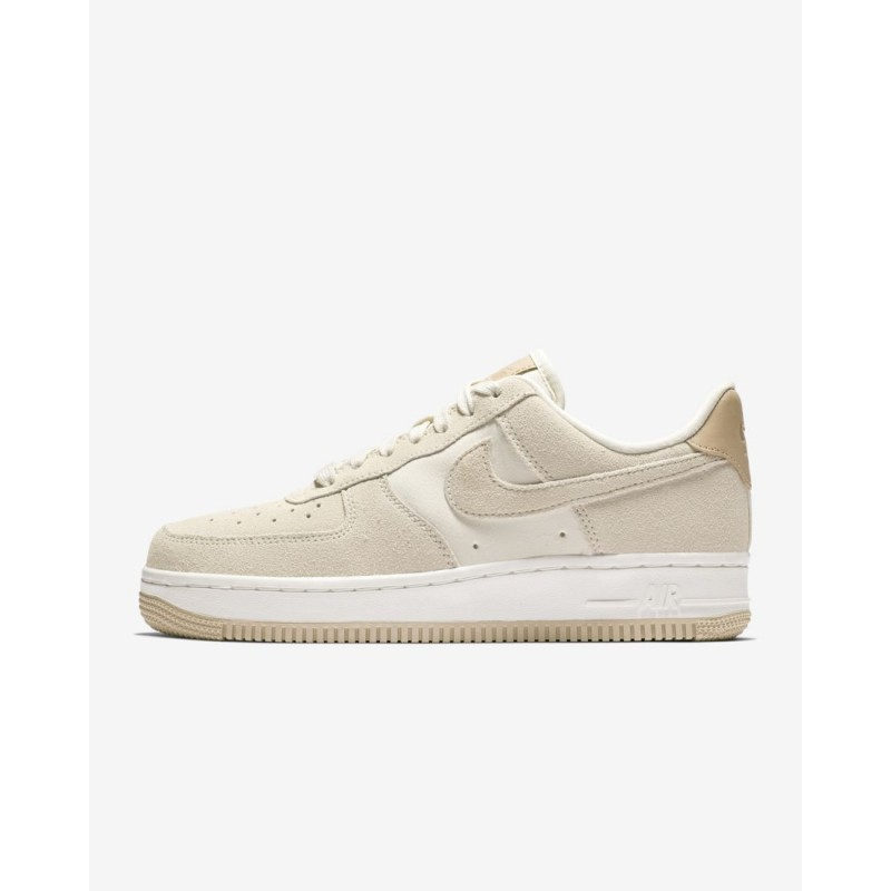 Donna Scarpe da corsa Nike Air Force 1 '07 Low Premium Pale Avorio/Vertice Bianco/Vachetta Tan 896185-102