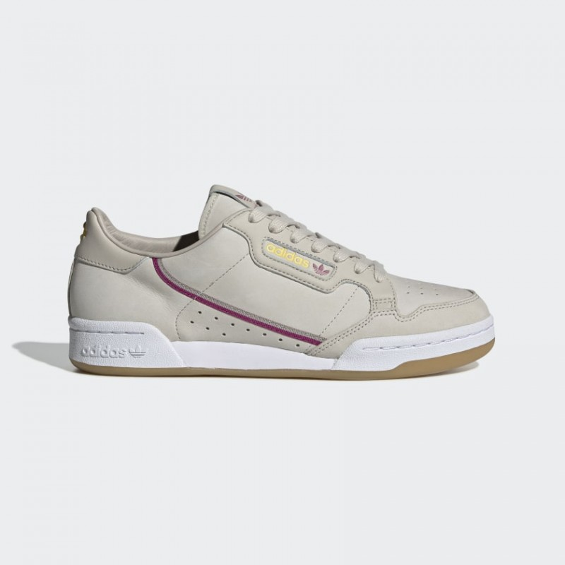 Donna, Uomo Adidas Originals x TfL Continental 80 Scarpe Clear Marrone/Light Marrone/Gum EE7267