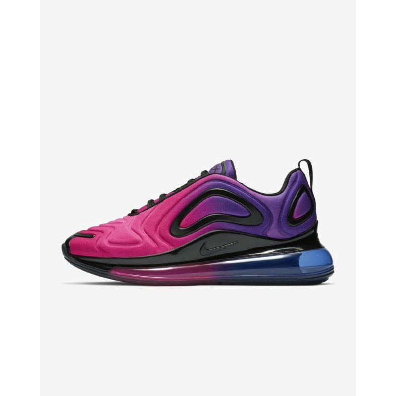 Nike Air Max 720 Hyper Grape/Nero/Hyper Rosa Donna Scarpe da corsa AR9293-500