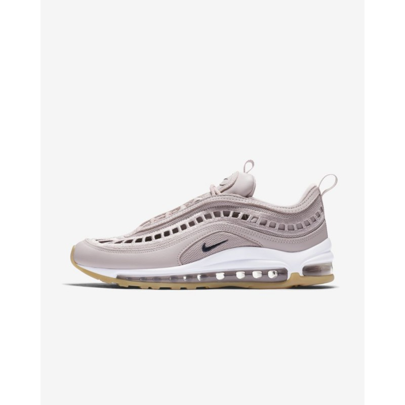 Donna Scarpe Nike Air Max 97 Ultra '17 SI Particle Rose/Summit Bianco/Gomma Gialla/Indaco Neutro AO2326-600