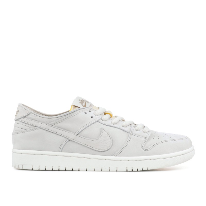 "Nike Uomo SB Zoom Dunk Low Pro Decon ""Decon"" Scarpe Light Bone AA4275-001"