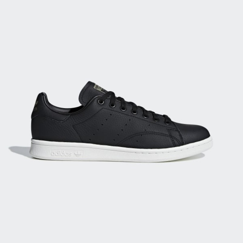Adidas Originals Stan Smith Donna, Uomo Scarpe Core Nero/Bianco Cristallino/Trace Cargo F34072