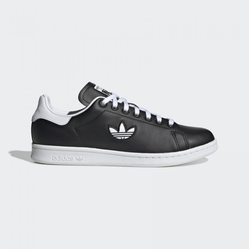 Adidas Originals Stan Smith Donna/Uomo Scarpe Core Nero/Ftwr Bianco/Core Nero BD7452