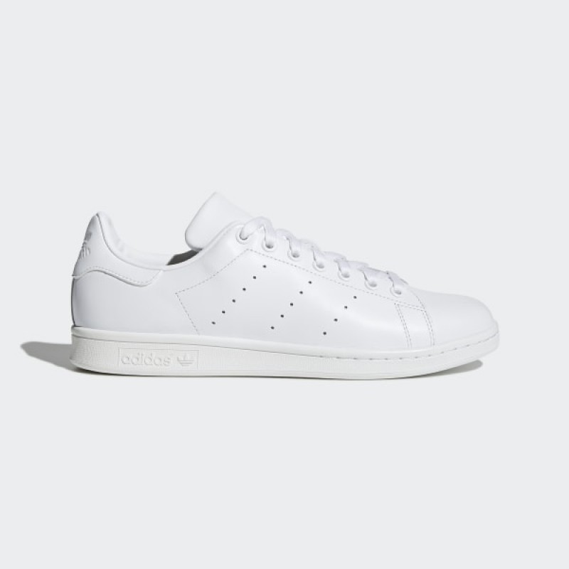 Donna, Uomo Footwear Bianco Adidas Originals Stan Smith Scarpe S75104