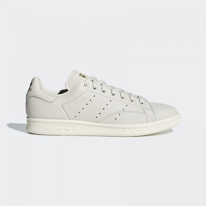 Adidas Originals Stan Smith Donna Scarpe Raw Bianco/Collegiata Borgogna/Pervinca BD8065