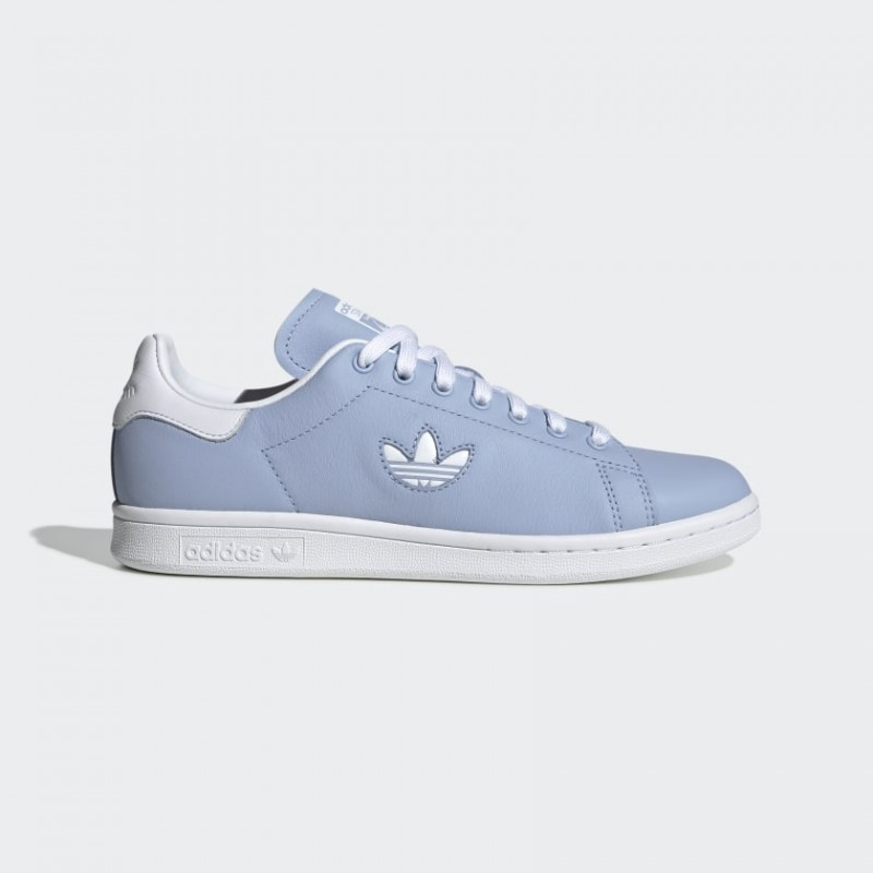 Adidas Donna Originals Stan Smith Pervinca/Ftwr Bianco Scarpe CG6793