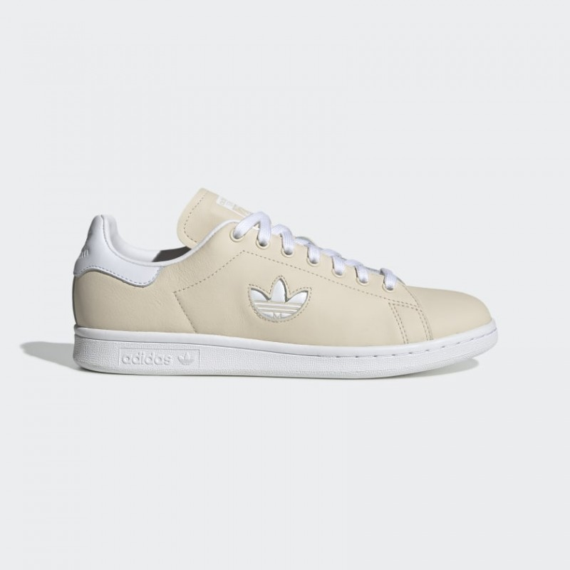 Donna Adidas Originals Stan Smith Scarpe Beige/Ftwr Bianco/Ecru Tint CG6794