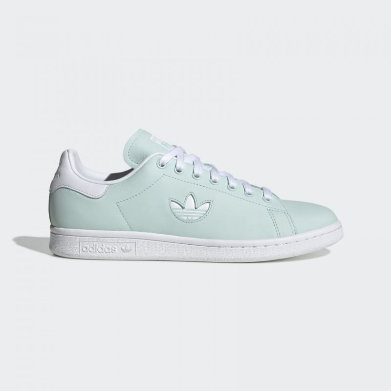 Donna Adidas Originals Stan Smith Scarpe Ice Mint/Ftwr Bianco F34307