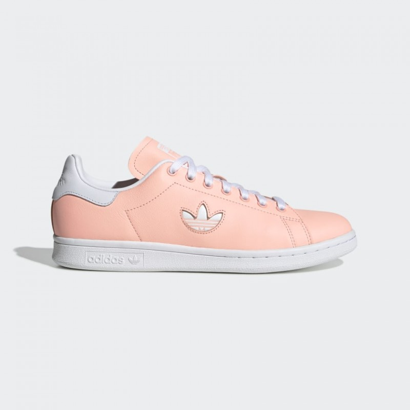 Adidas Originals Stan Smith Clear Arancio/Ftwr Bianco Donna Scarpe F34308